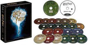 ハリー・ポッター コンプリート 8-Film BOX (24枚組) [Blu-ray] 買取