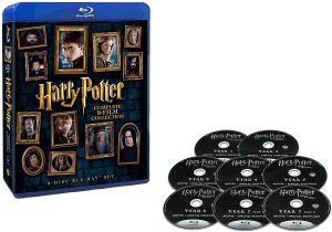 ハリー・ポッター 8-Film ブルーレイセット (8枚組) [Blu-ray] 買取